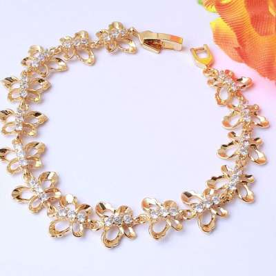 American Diamond Fancy Bracelet-Cartlay Profile Picture