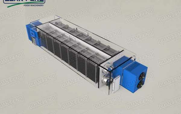 What Are The Functions Of Vegetable Drying Machine