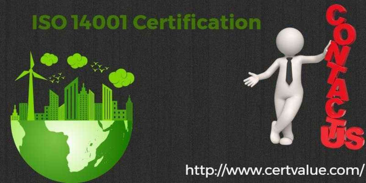what are advantages of ISO 14001 Certification?
