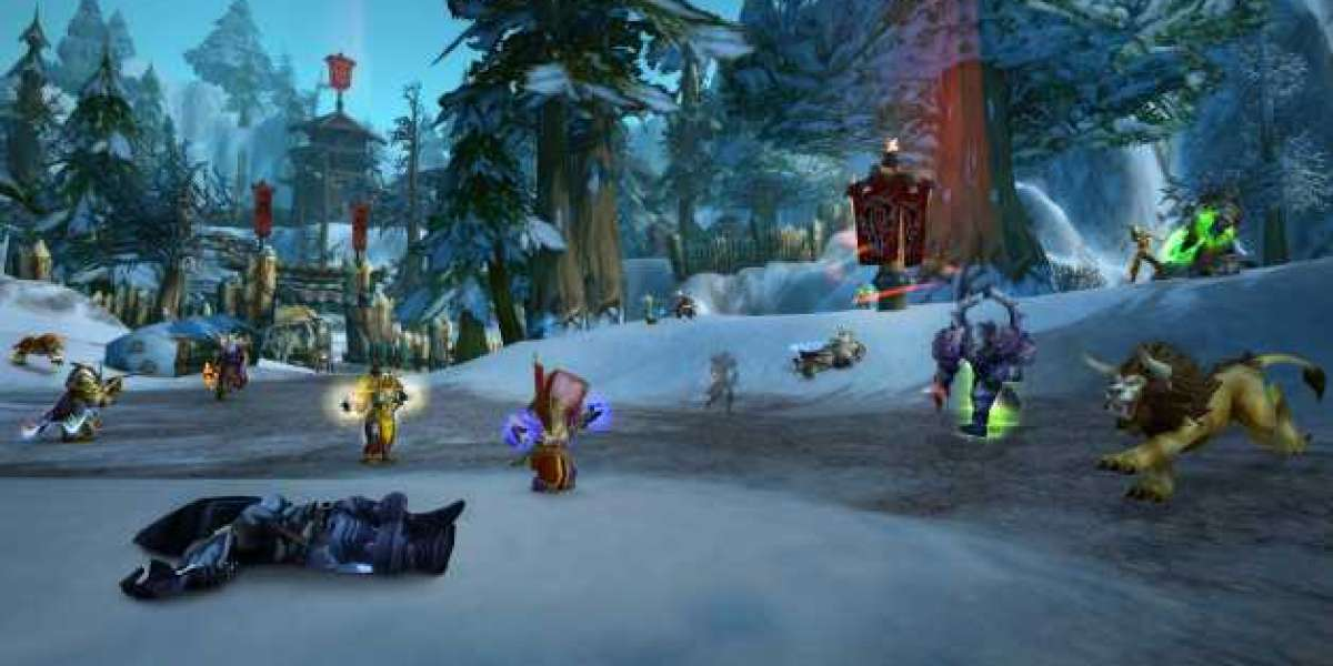 2020 Blizzard plans to introduce a new class in World of Warcraft