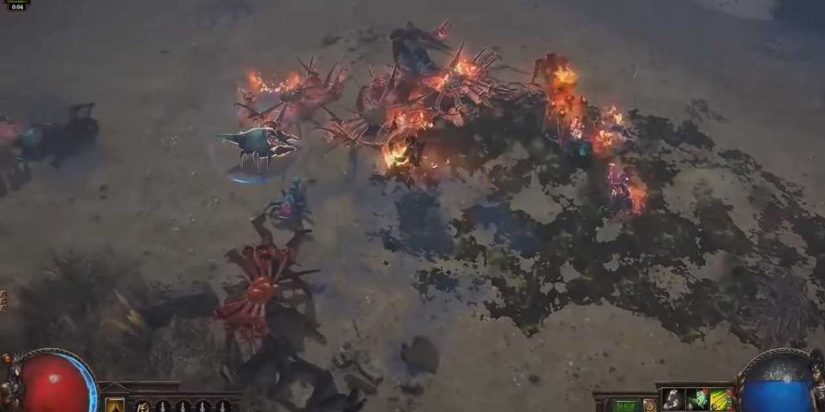 It Resembles the Path of Exile is Currently Coming