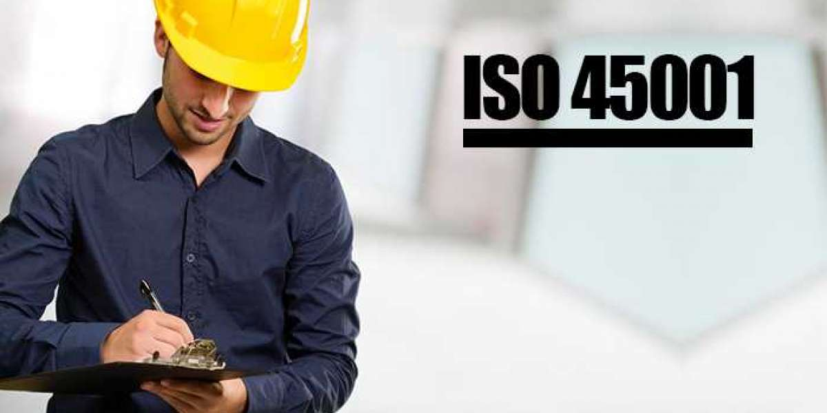 What Does ISO 45001 Certification in Saudi Arabia Mean