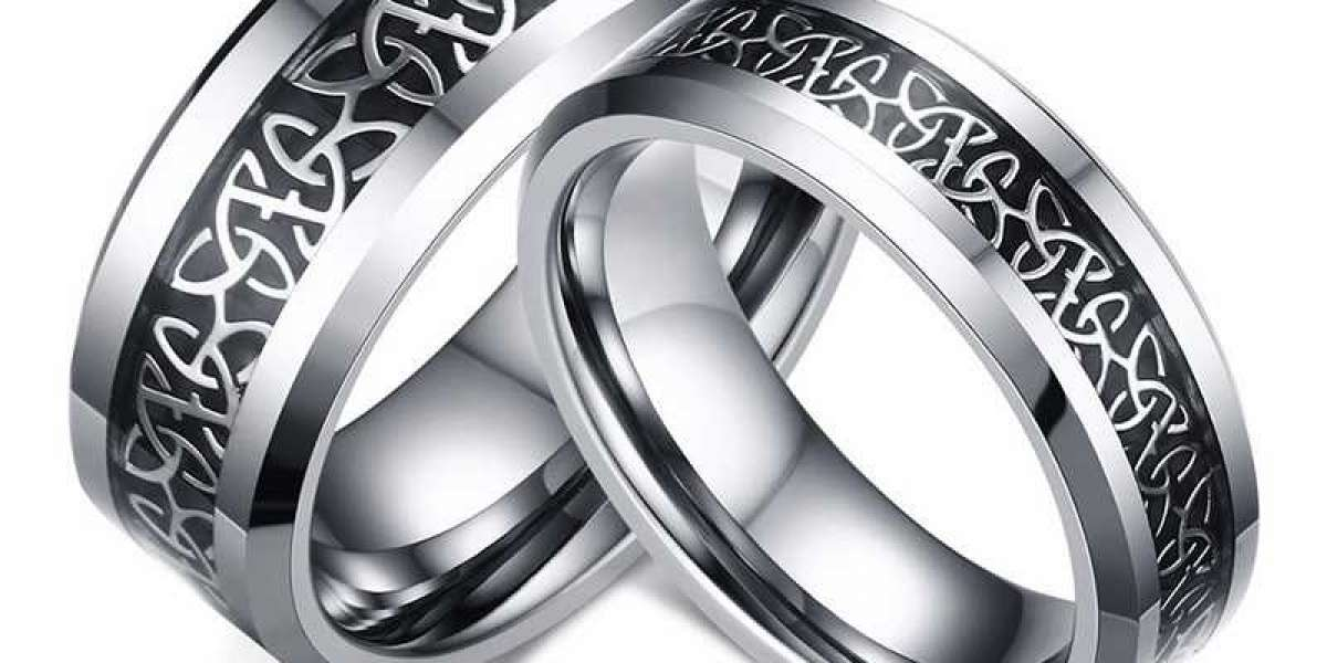 The Matching Rings for Couples Game