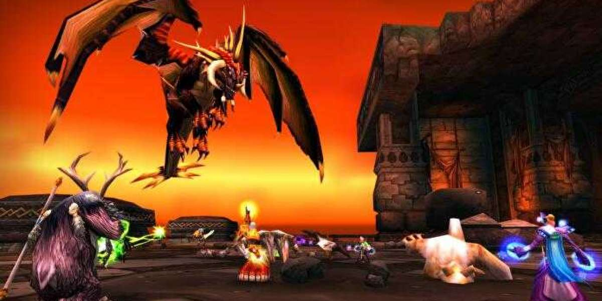All You Ever Want To Know About Cheap WoW Gold Classic