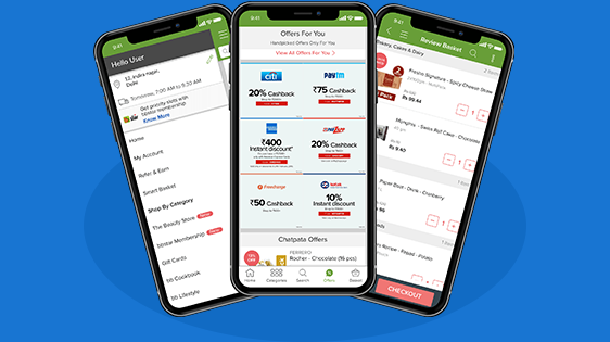 How much does it cost to make an app like BigBasket? - The App Ideas