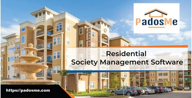 Manage Society Activities Through Padosme Residential Society Management Software