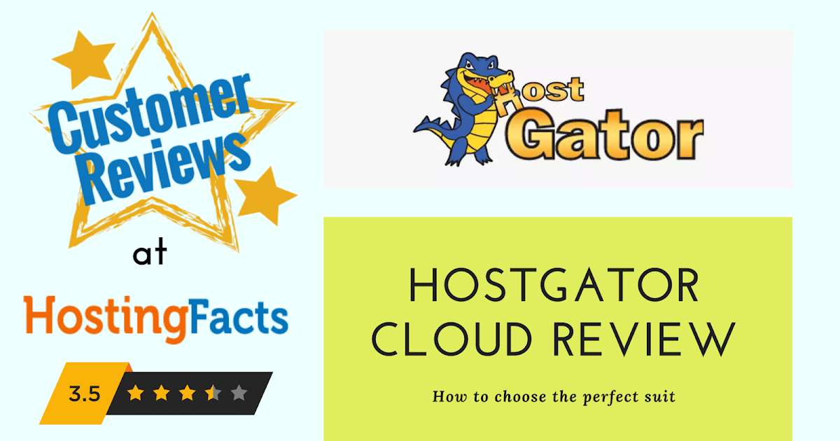 HostGator Cloud Review 2021 by Hosting Facts