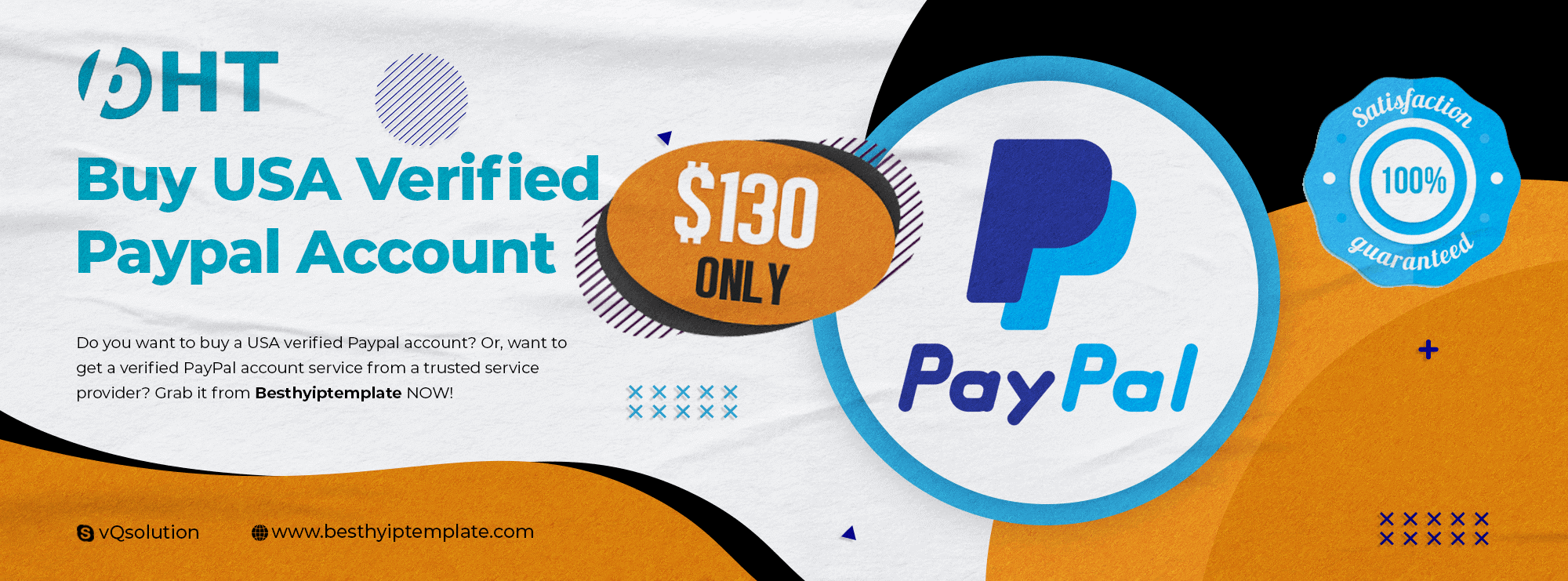 Buy USA Verified PayPal Account | PayPal Verified Account
